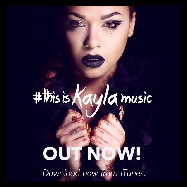 @thisiskaylamusicuk single cover!!