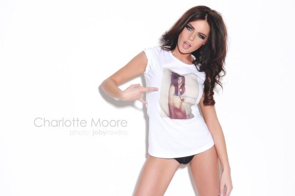 Charlotte Moore T shirt